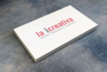 tarjetas papel textura
