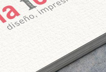 tarjetas papel verjurado