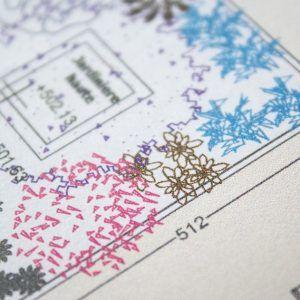 impresión de planos y patrones