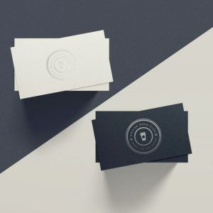 tarjetas brillantes