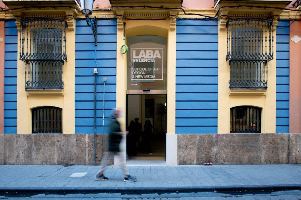 Escuela Laba Valencia exterior